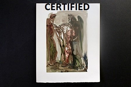 """""""The Proud One - Purgatory 11"""" By Salvador Dali(2D)"""