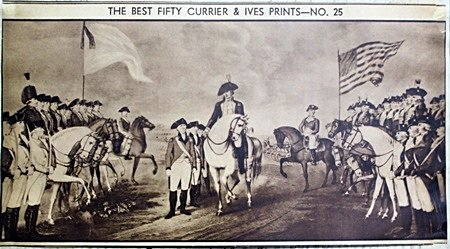 """Surrender of Lord Cornwallis"" & ""Life On The"