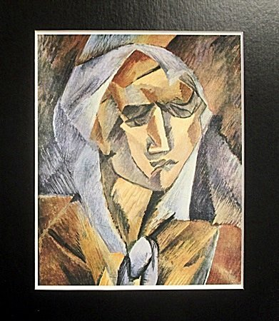 Lithograph After Georges Braque  (93A)