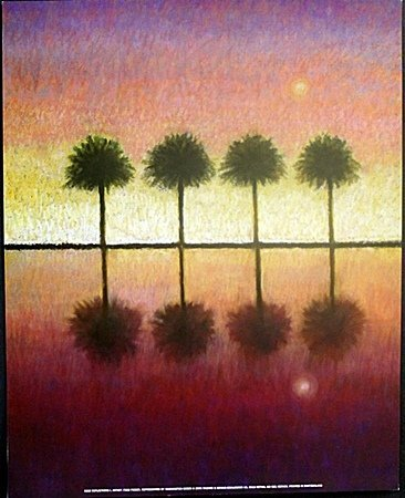 """Fine Art Print """"Reflection"""" by Fred Fieber"""