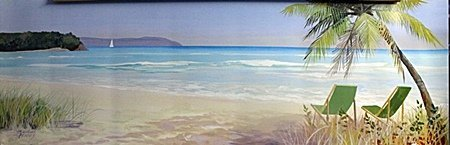"""Fine Art Print """"In the Shade"""" by Jacqueline Penney"""
