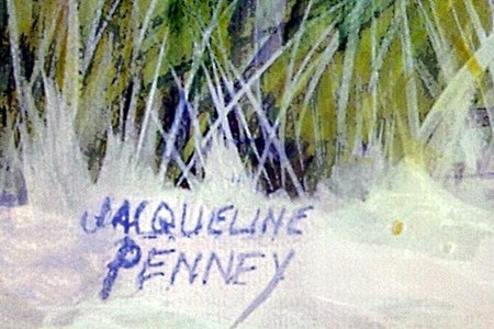 """Fine Art Print """"In the Shade"""" by Jacqueline Penney - 2"""