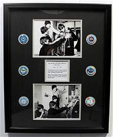 1964 The Beatles at the Sahara Hotel in Las Vegas -