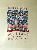 Lithograph after Robert Weil (58H)