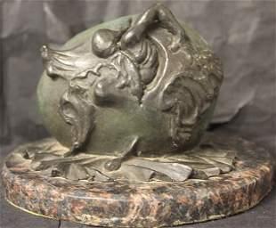 Patina Bronze Sculpture after Salvador Dali(2HS)