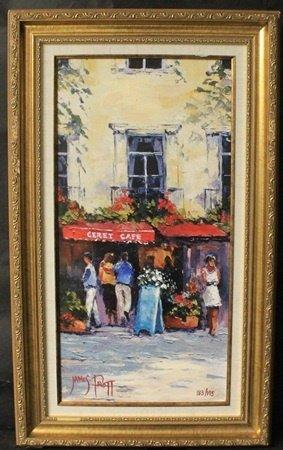 """CERET CAFÉ"" By JAMES PRATT (N)"