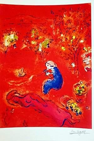 Daphnis & Chloe BY MARC Chagall (3DG)