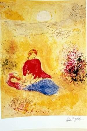 Daphnis & Chloe BY MARC Chagall (7DG)