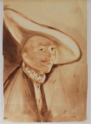 """Grand"" Original Oil Painting by William Verdult"