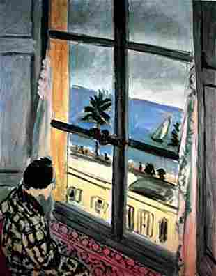 Limited Edition Seaside-By Matisse (3CQ)
