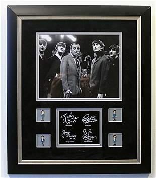 The Beatles with Ed Memorabilia - LA5