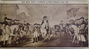 """""""Surrender of Lord Cornwallis"""" & """"Life On The"""