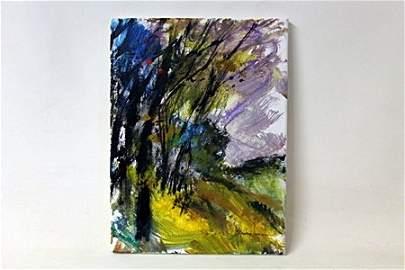 """terrace Pond"" By Rebecca Haroline"