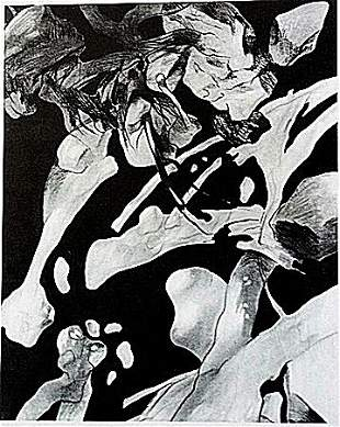 Offset Lithograph by artist William Brice (3WB)