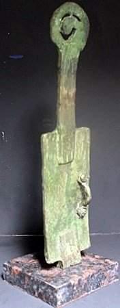 Patina Bronze Sculpture After Pablo Picasso (31I/364)