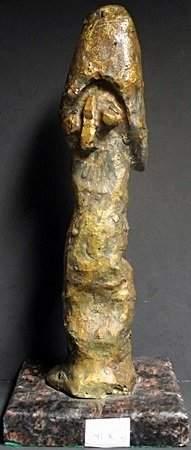 Limited Edition Bronze Sculpture After Joan Miro (41X)