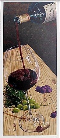 "Fine Art Print ""Red Varietal"" by Dima Gordan"