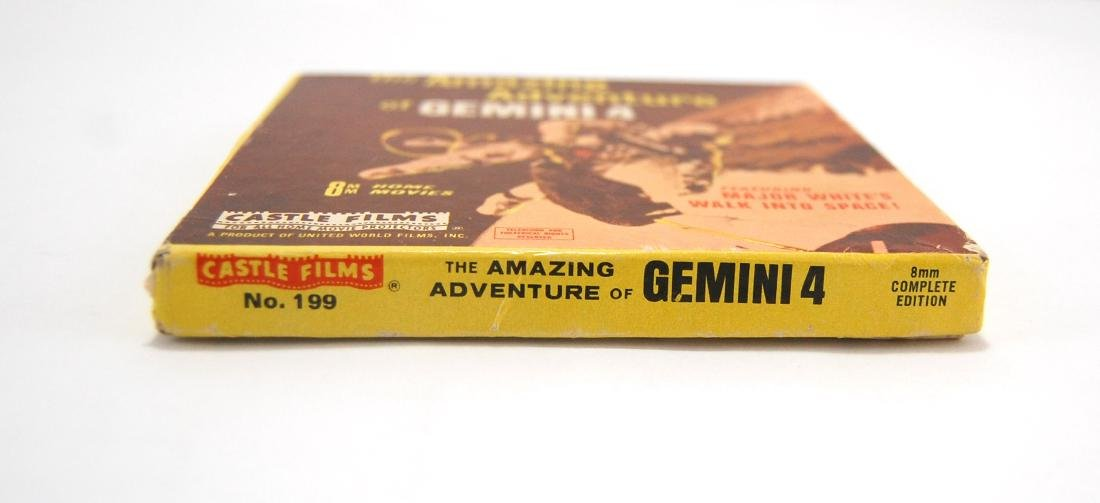 8mm The Amazing Adventure of Gemini 4 Space Film - 3