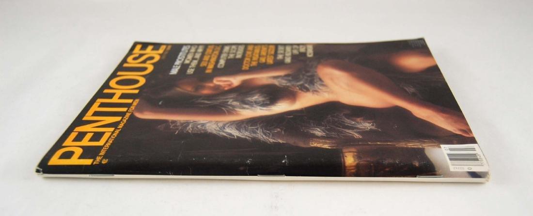 Orig Nude 35mm Slide Lari Jones & July 1982 Penthouse - 6