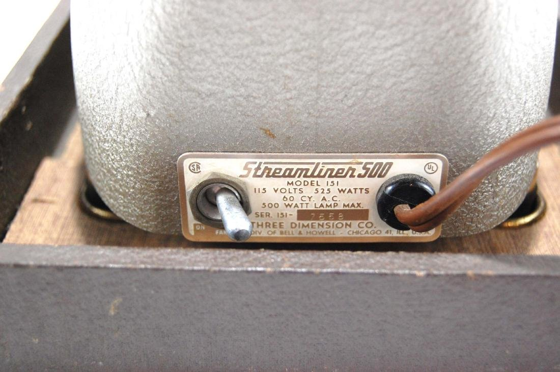 Vintage TDC DUO Streamliner 500 Model 151 Slide - 2