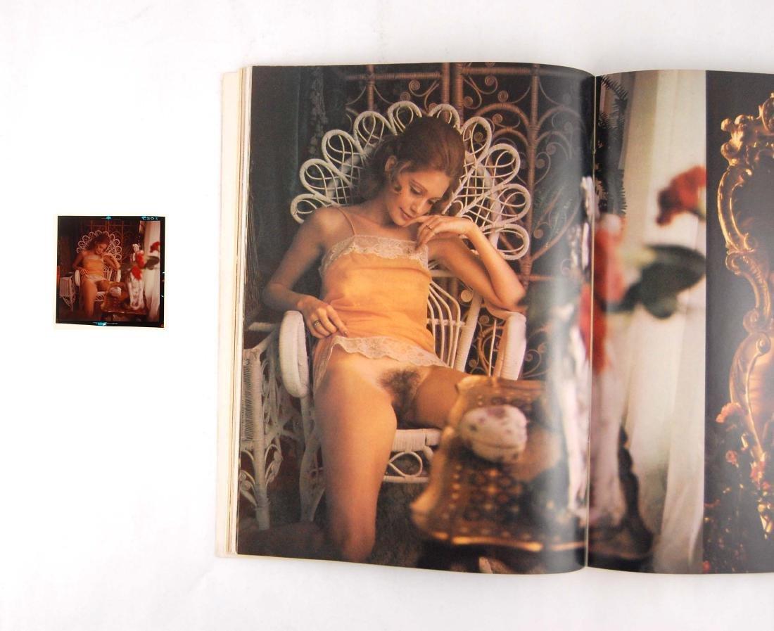 Nude 120mm Transparency Karen Sather & Penthouse - 4