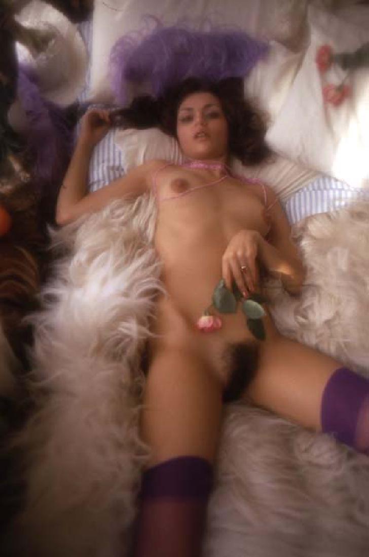Orig Nude 35mm Slide Sandi Greco by Bob Guccione #180