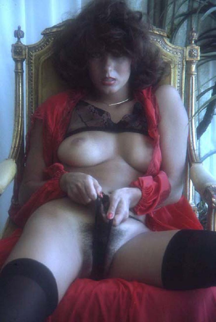 Orig Nude 35mm Slide Laura Doone & 1976 Penthouse - 2