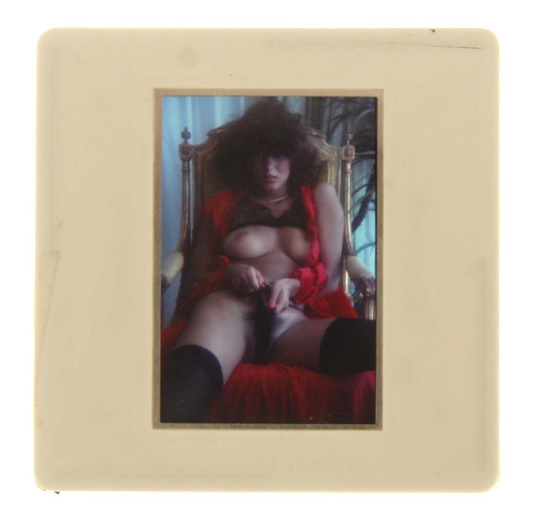 Orig Nude 35mm Slide Laura Doone & 1976 Penthouse - 3