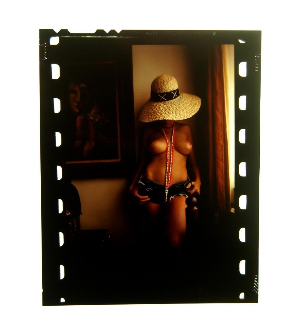 Orig Nude Francis Canon Chrome & 1973 Penthouse - 3