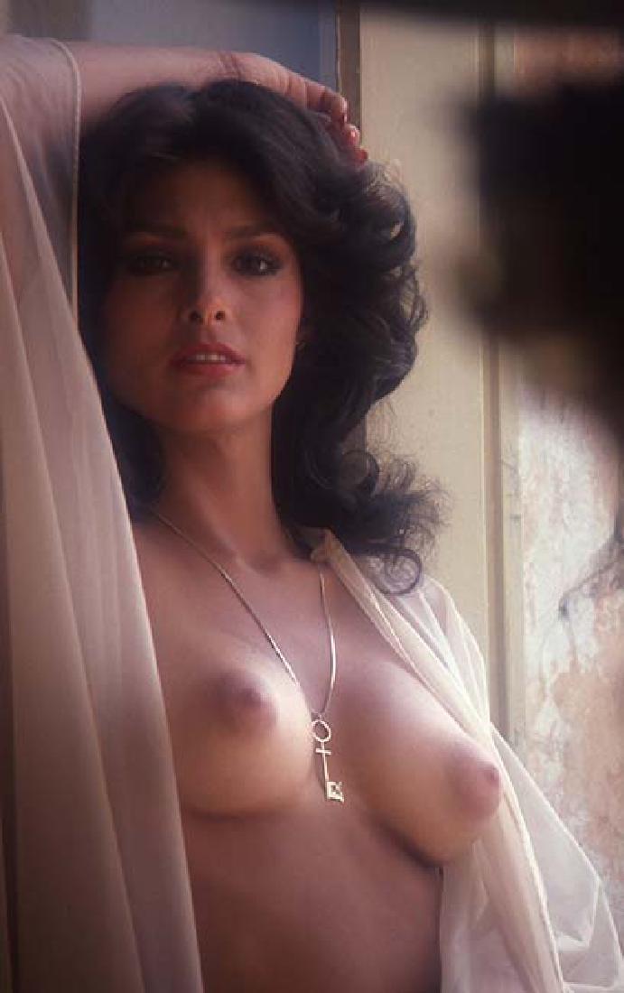 Orig Nude 35mm Slide Debbie Zullo by Bob Guccione #564