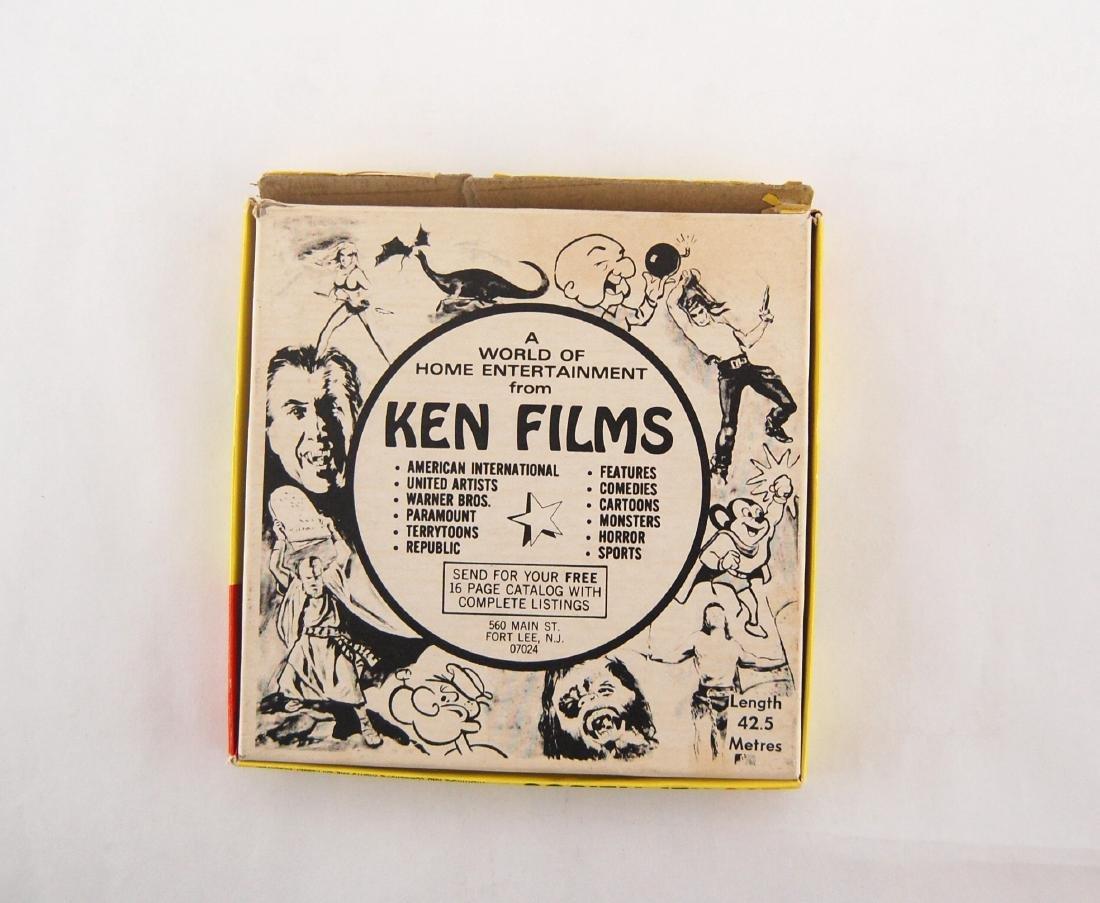 Super 8mm Film Reptilicus 1961 Monster Horror Movie - 3