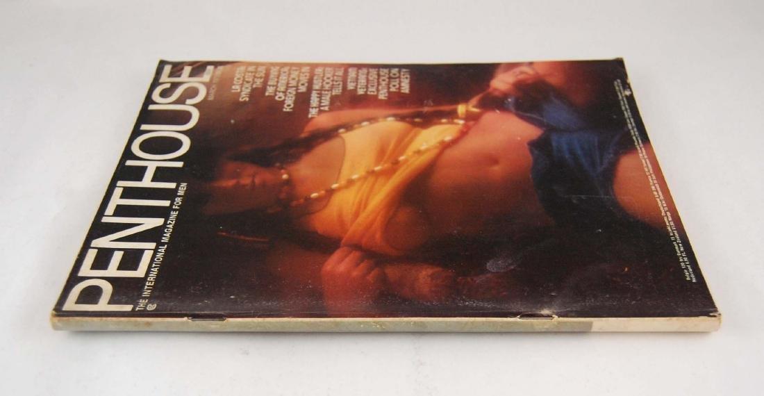 Orig Nude Susan Ryder 35mm Slide & March 1975 Penthouse - 6
