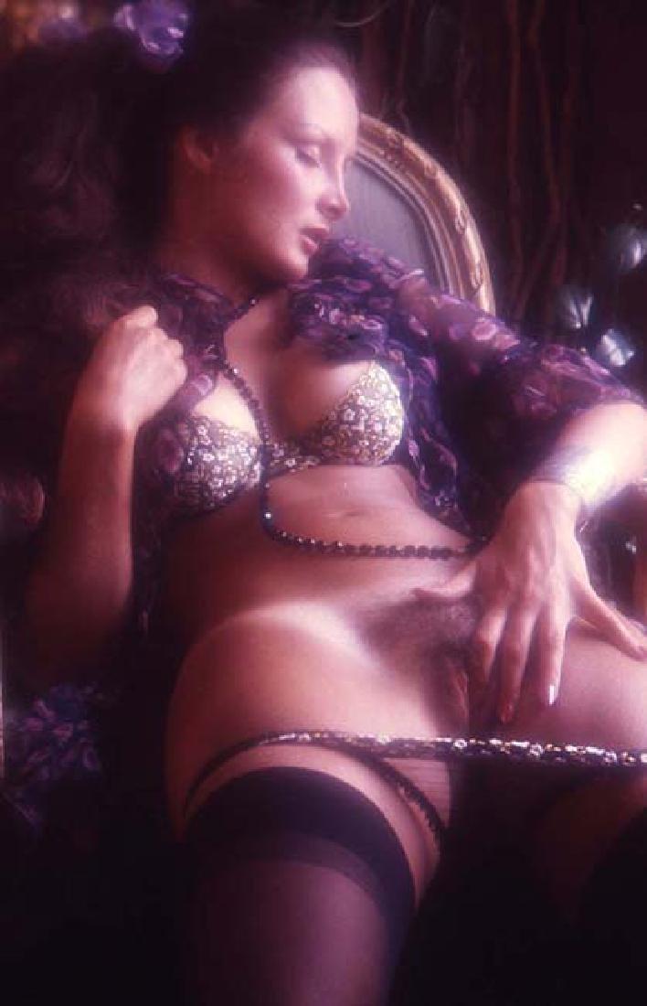 Orig Nude Carolyn Patsis 35mm Slide & Nov 1976 - 2
