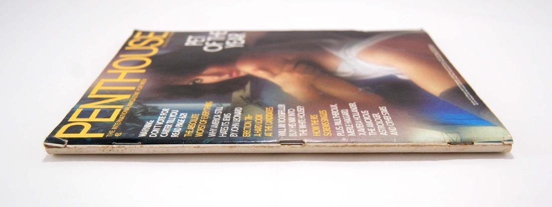 Orig Nude Carolyn Patsis 35mm Slide & Nov 1976 - 5