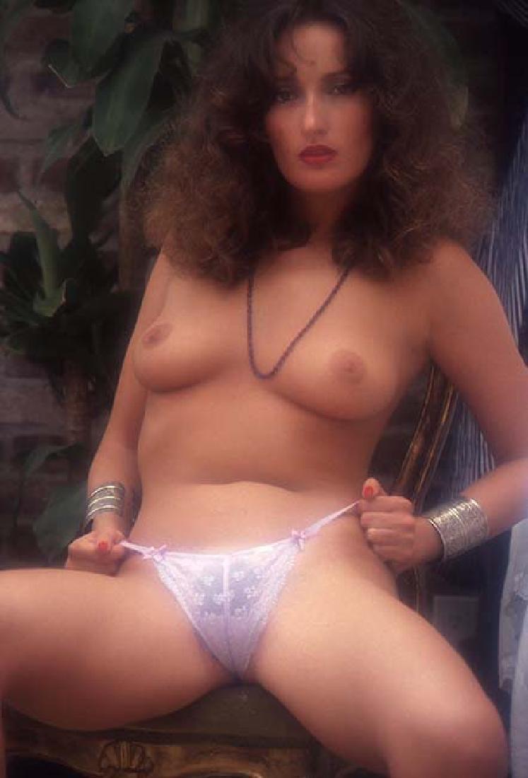 Orig Nude 35mm Slide Isabella Ardigo by Bob Guccione