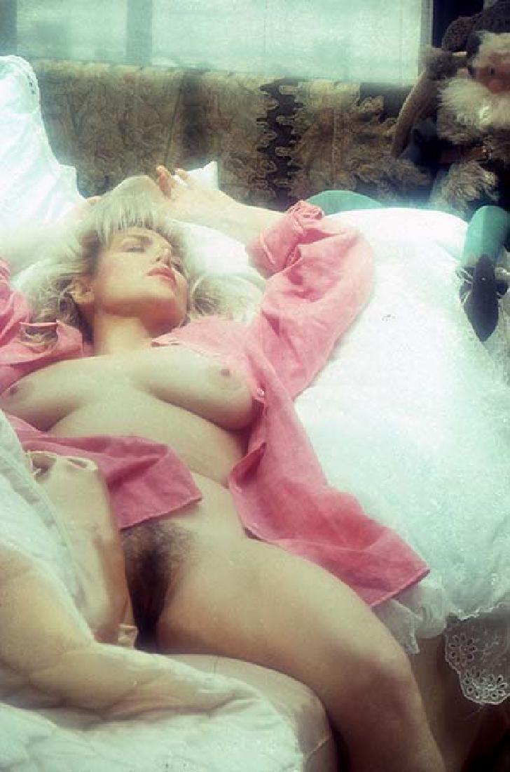 Jenny heart naked