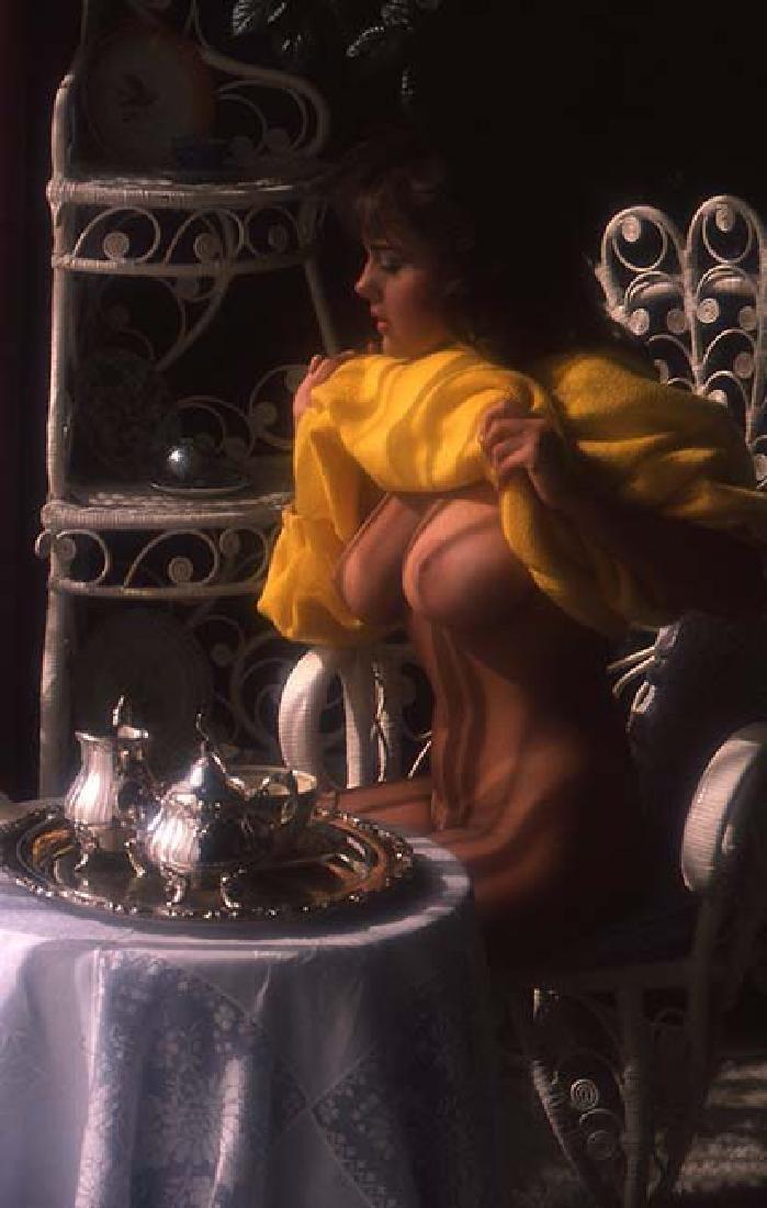 Orig Nude 35mm Slide Mindy Farrar by Bob Guccione #160