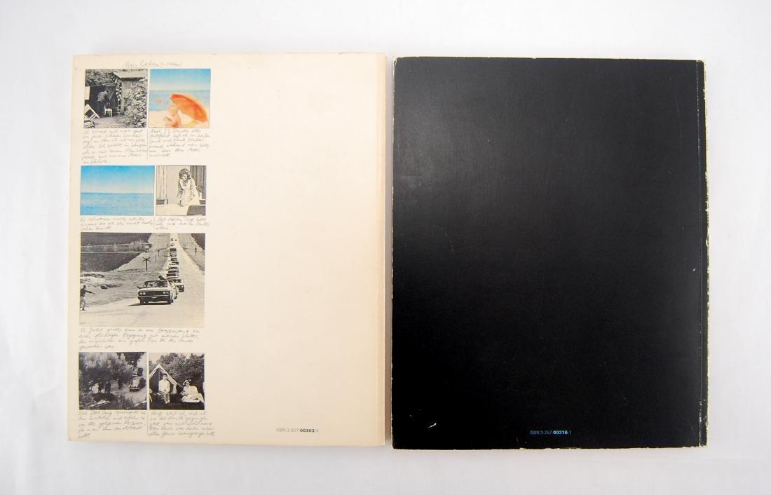 2 Diogenes Waechter Art Work Books - 2