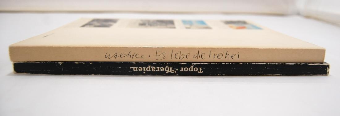 2 Diogenes Waechter Art Work Books - 3