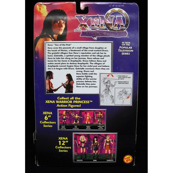 Lucy Lawless & Kevin Sorbo Signed Xena Warrior Princess - 6