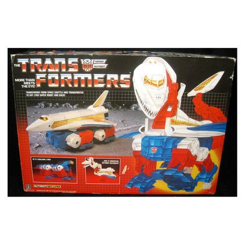 Transformers Encore Sky Lynx Autobot Set 1986