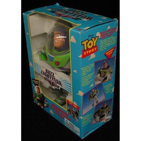 Tim Allen Signed Toy Story Buzz Lightyear Figure - 4