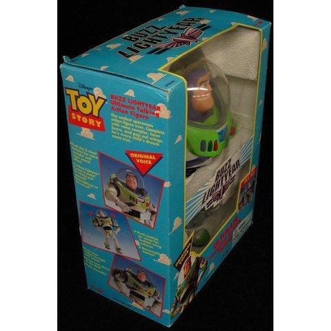 Tim Allen Signed Toy Story Buzz Lightyear Figure - 5