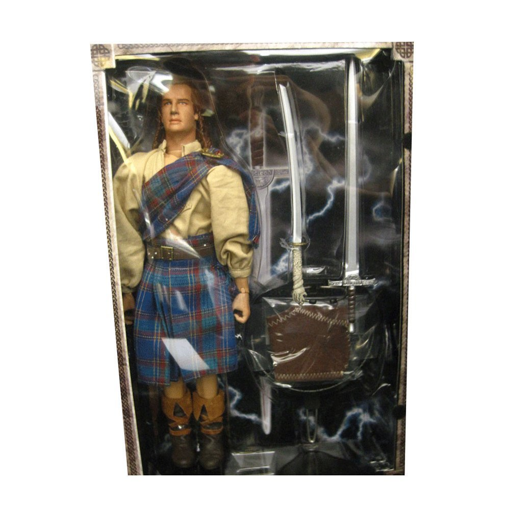 Christopher Lambert Signed Highlander Conner MacLead