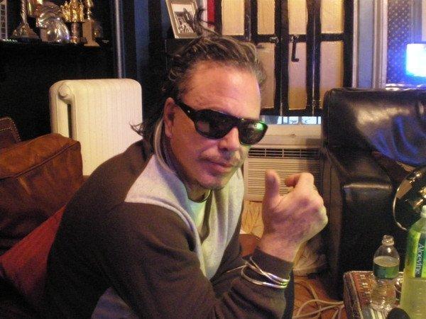 Mickey Rourke Signed Iron Man 2 Ivan Vanko Figure - 2