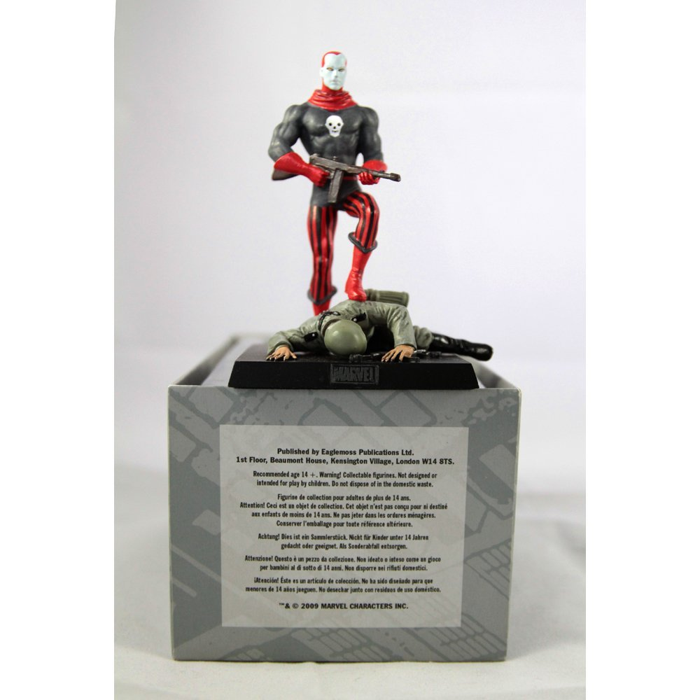 Classic Marvel Figurine Collection Destroyer - 3