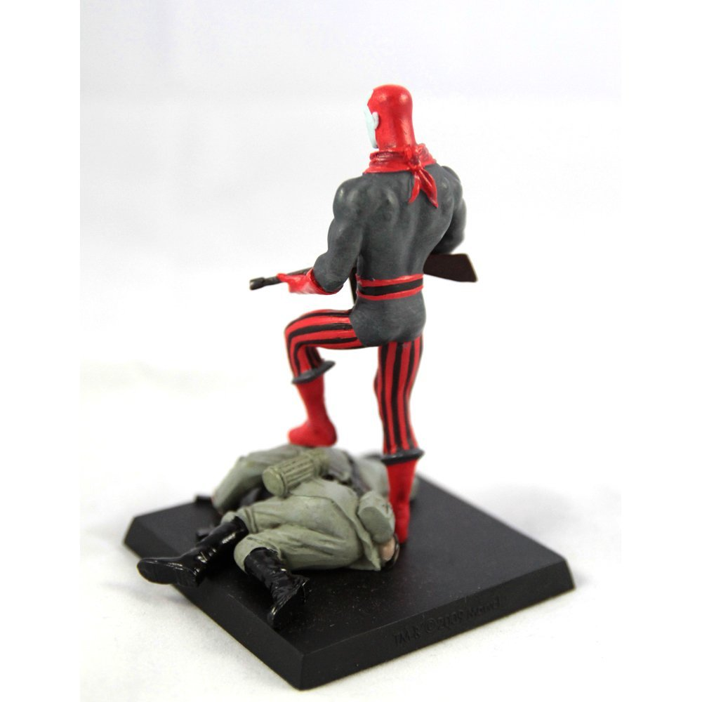 Classic Marvel Figurine Collection Destroyer - 4