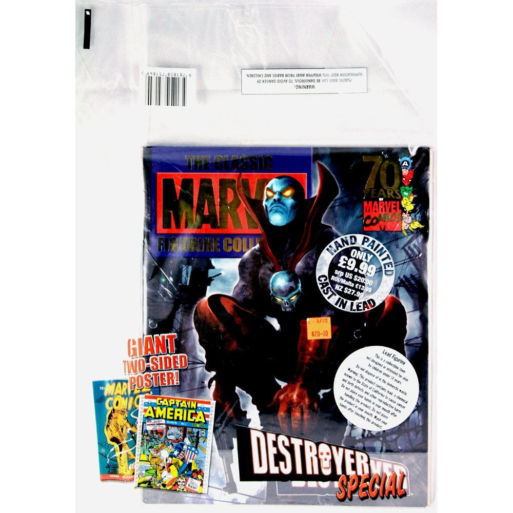 Classic Marvel Figurine Collection Destroyer - 8