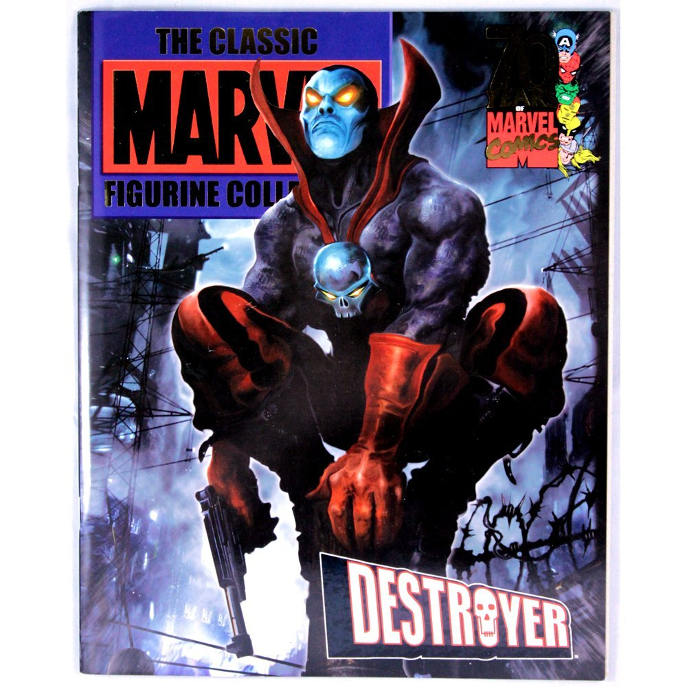 Classic Marvel Figurine Collection Destroyer - 9