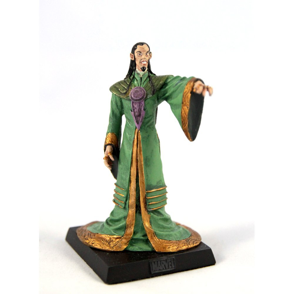 The Classic Marvel Figurine Collection #94 Mandarin